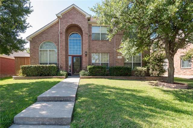 7279 Chinquapin Drive, Frisco, TX 75033 (MLS #14165861) :: Tanika Donnell Realty Group