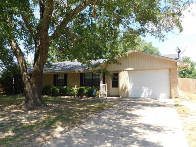 530 Chestnut Drive, Van, TX 75790 (MLS #14165868) :: Kimberly Davis & Associates