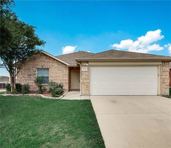 13701 Trail Break Drive, Fort Worth, TX 76052 (MLS #14165871) :: The Hornburg Real Estate Group