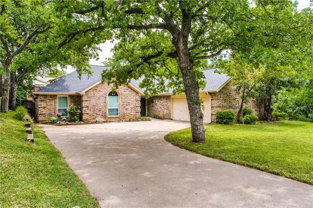 2801 Woodside Drive, Arlington, TX 76016 (MLS #14165873) :: Tenesha Lusk Realty Group