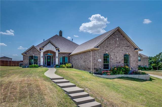 1621 Chuckwagon Drive, Midlothian, TX 76065 (MLS #14165874) :: Tenesha Lusk Realty Group