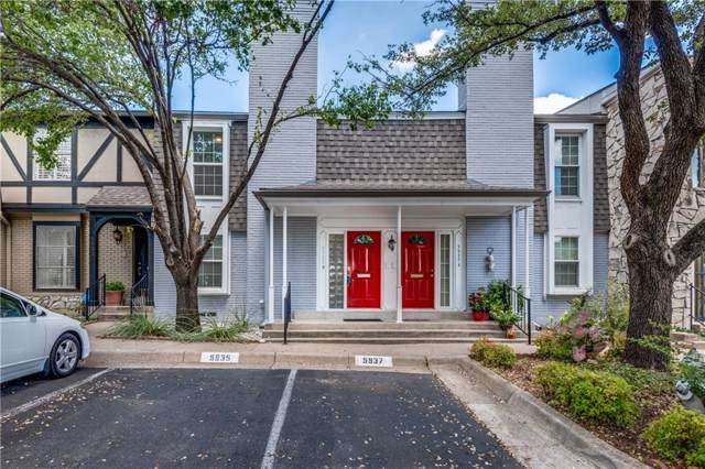 5935 Copperwood Lane #1151, Dallas, TX 75248 (MLS #14165882) :: The Hornburg Real Estate Group