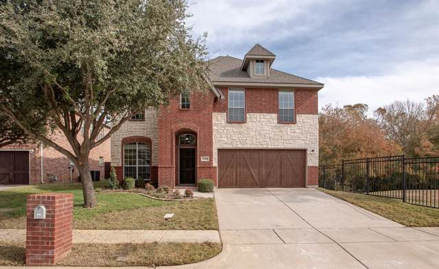 1710 Lakeshore Drive, Euless, TX 76039 (MLS #14165886) :: Bray Real Estate Group