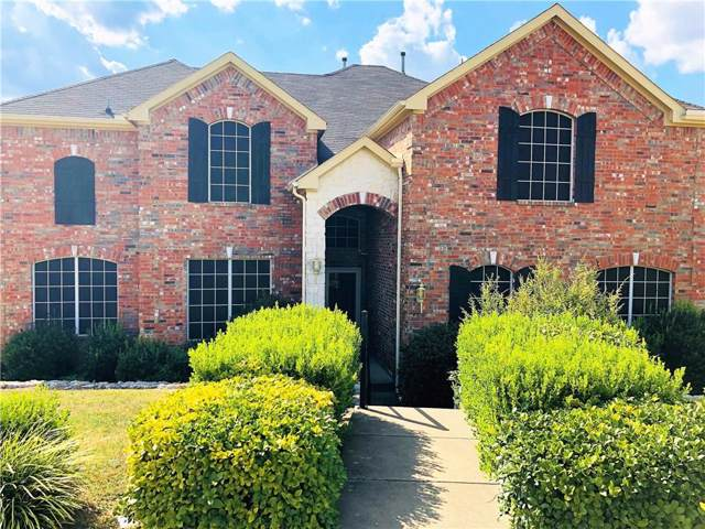 421 Silver Creek Drive, Desoto, TX 75115 (MLS #14165908) :: Tanika Donnell Realty Group