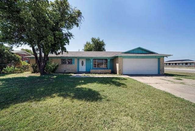 1700 SE 12TH Street, Mineral Wells, TX 76067 (MLS #14165930) :: All Cities Realty