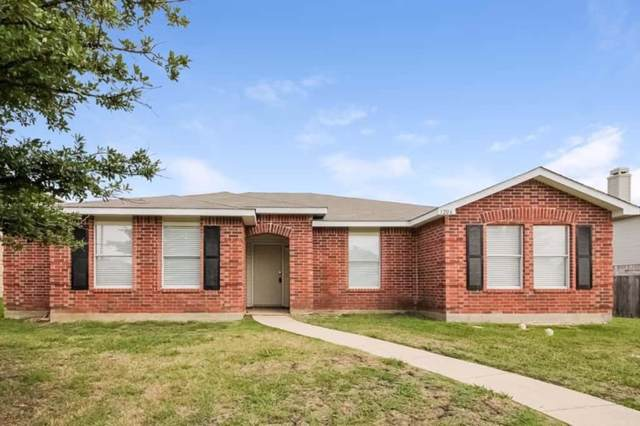 1206 Lonesome Dove Trail, Wylie, TX 75098 (MLS #14165952) :: Tenesha Lusk Realty Group