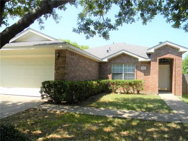 505 Port Arthur Drive, Little Elm, TX 75068 (MLS #14165956) :: The Mitchell Group