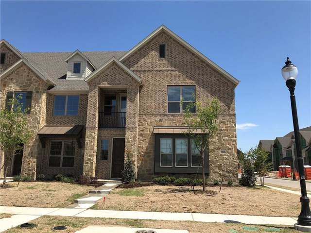3121 Gaylord Drive, Mckinney, TX 75070 (MLS #14165962) :: Tenesha Lusk Realty Group