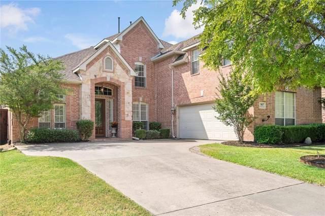 3817 Lindale Drive, Mckinney, TX 75072 (MLS #14165994) :: NewHomePrograms.com LLC