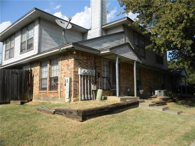 119 Peachtree Court, Kennedale, TX 76060 (MLS #14165995) :: The Hornburg Real Estate Group