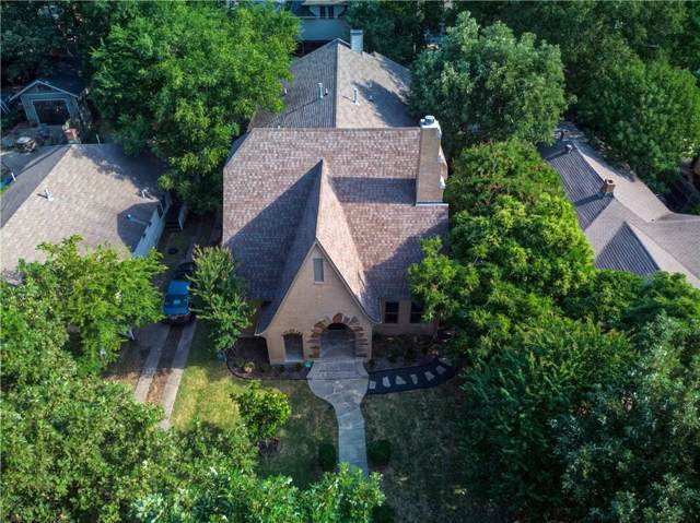 5339 Richard Avenue, Dallas, TX 75206 (MLS #14166009) :: The Real Estate Station