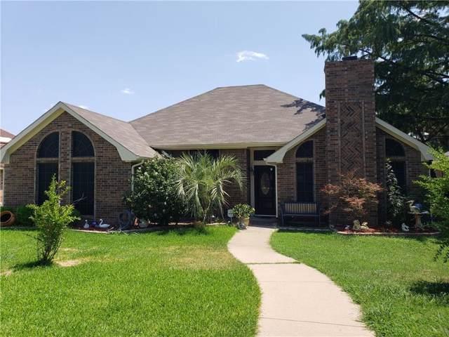 1113 Shawnee Trail, Carrollton, TX 75007 (MLS #14166013) :: Tenesha Lusk Realty Group