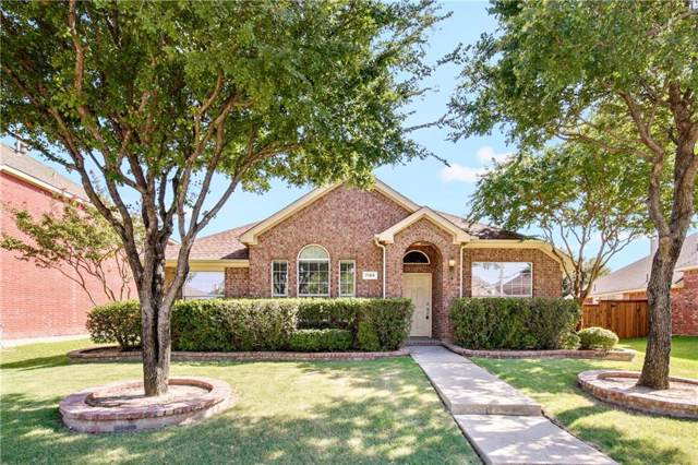 7109 Bramblebush Drive, Frisco, TX 75033 (MLS #14166018) :: Vibrant Real Estate