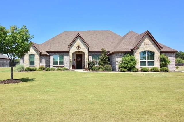 153 Oakwood Creek Lane, Weatherford, TX 76088 (MLS #14166020) :: The Tierny Jordan Network