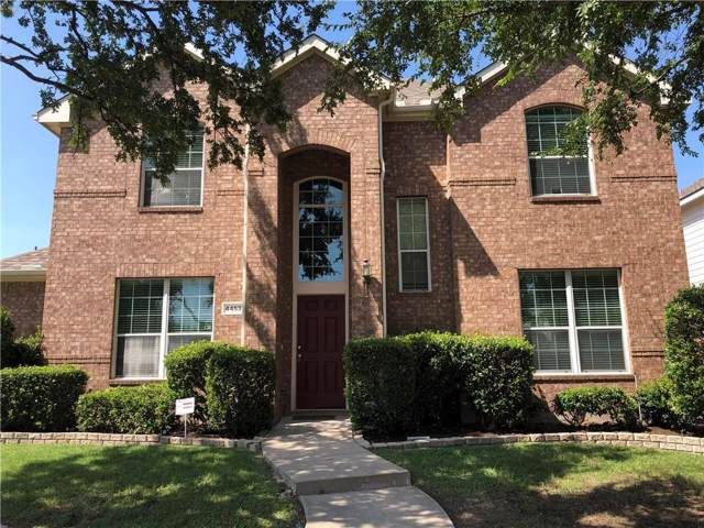 4453 Riptide Lane, Plano, TX 75024 (MLS #14166021) :: Tenesha Lusk Realty Group