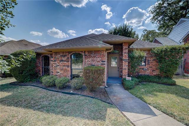 119 Homestead Drive, Lancaster, TX 75146 (MLS #14166025) :: Tenesha Lusk Realty Group