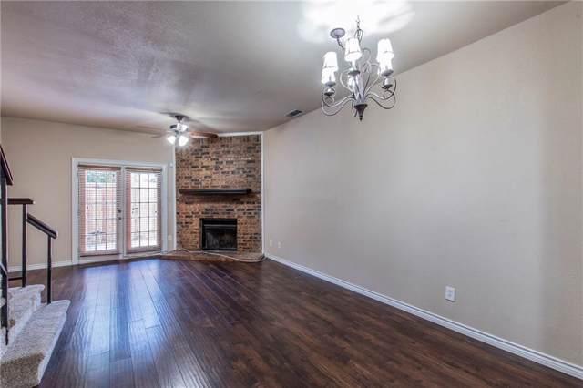 3801 14th Street #1302, Plano, TX 75074 (MLS #14166033) :: The Good Home Team