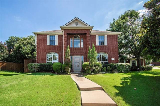 8300 Monica Circle, Plano, TX 75025 (MLS #14166038) :: Lynn Wilson with Keller Williams DFW/Southlake