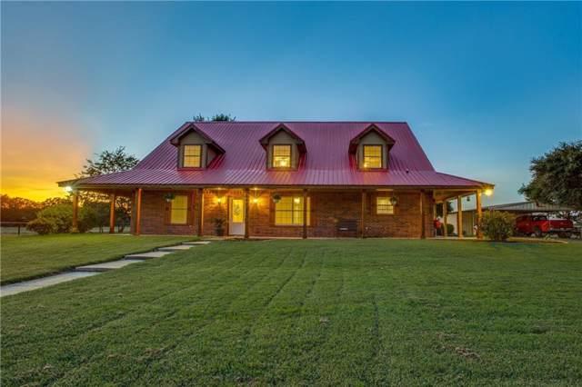 1433 County Road 2610, Bonham, TX 75418 (MLS #14166040) :: Baldree Home Team