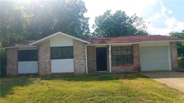 7943 Silverdale Drive, Dallas, TX 75232 (MLS #14166051) :: Tenesha Lusk Realty Group
