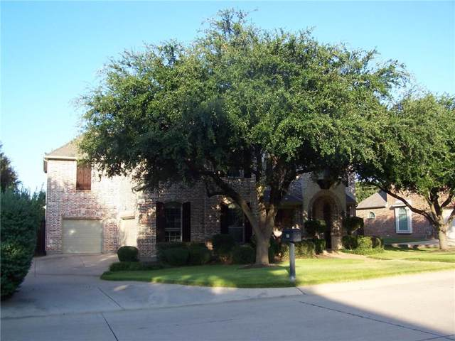 940 Excalibur Drive, Highland Village, TX 75077 (MLS #14166059) :: Baldree Home Team