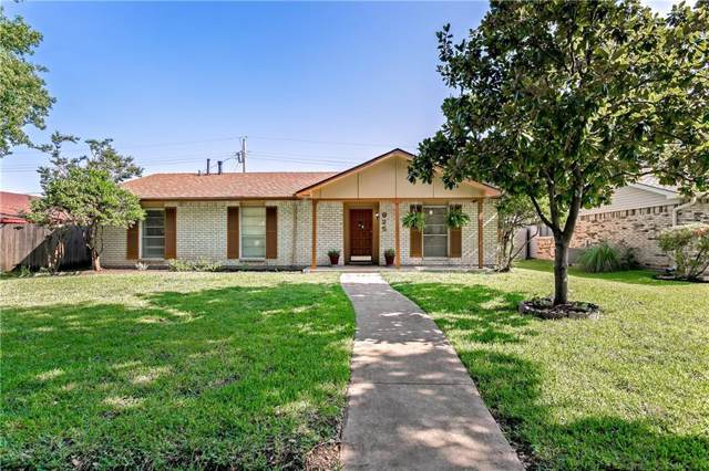 925 Mossvine Drive, Plano, TX 75023 (MLS #14166065) :: Tenesha Lusk Realty Group