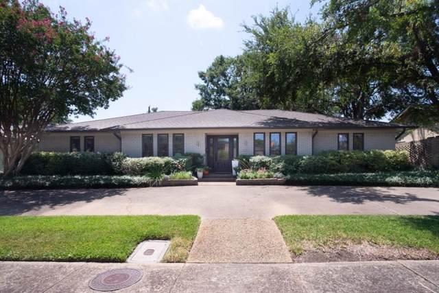 6256 Highgate Lane, Dallas, TX 75214 (MLS #14166071) :: The Rhodes Team