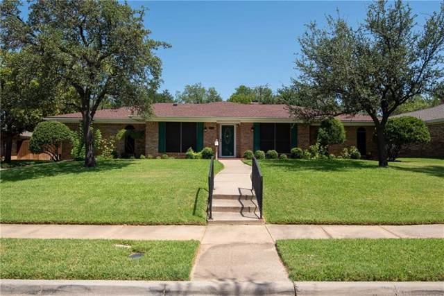 3409 Peachtree Lane, Pantego, TX 76013 (MLS #14166078) :: The Paula Jones Team | RE/MAX of Abilene