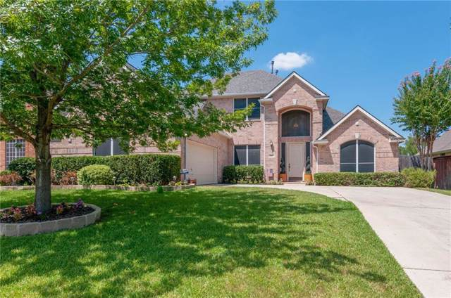 104 Park Lane, Trophy Club, TX 76262 (MLS #14166083) :: Lynn Wilson with Keller Williams DFW/Southlake