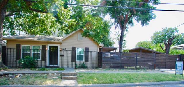 4443 Brown Street, Dallas, TX 75219 (MLS #14166087) :: Tenesha Lusk Realty Group