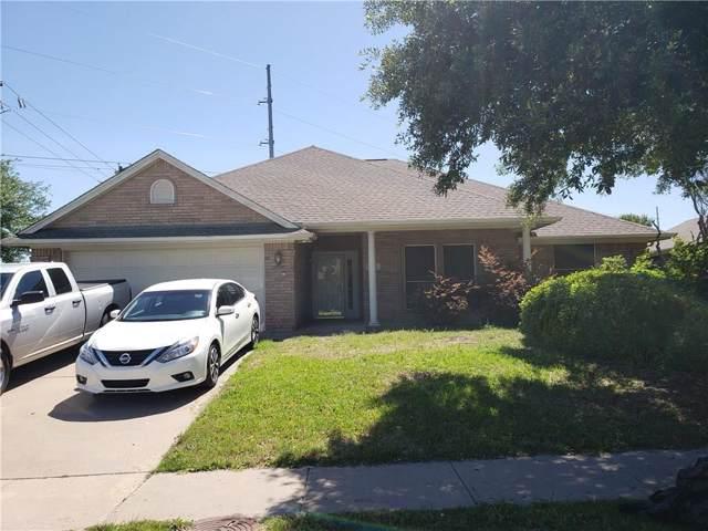 801 Heberle Drive, Burleson, TX 76028 (MLS #14166092) :: Maegan Brest | Keller Williams Realty