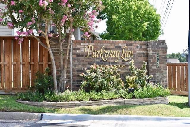 4748 Old Bent Tree Lane #1603, Dallas, TX 75287 (MLS #14166098) :: The Real Estate Station