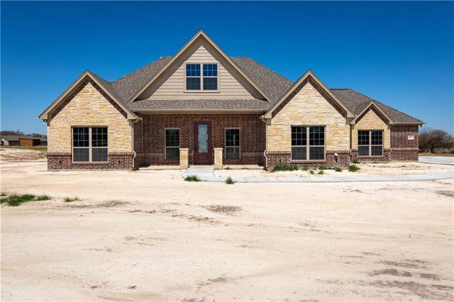 2027 Jo Jones Lane, Springtown, TX 76082 (MLS #14166102) :: The Heyl Group at Keller Williams