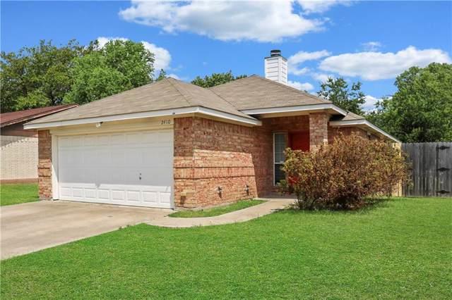 2410 April Lane, Grand Prairie, TX 75050 (MLS #14166110) :: The Hornburg Real Estate Group