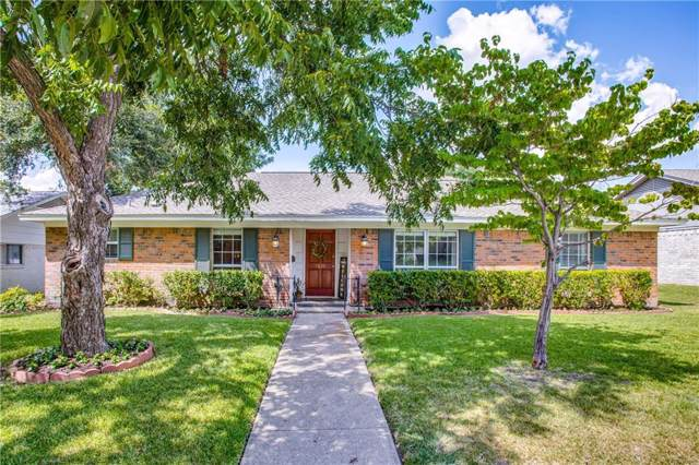 7635 Querida Lane, Dallas, TX 75248 (MLS #14166117) :: Van Poole Properties Group