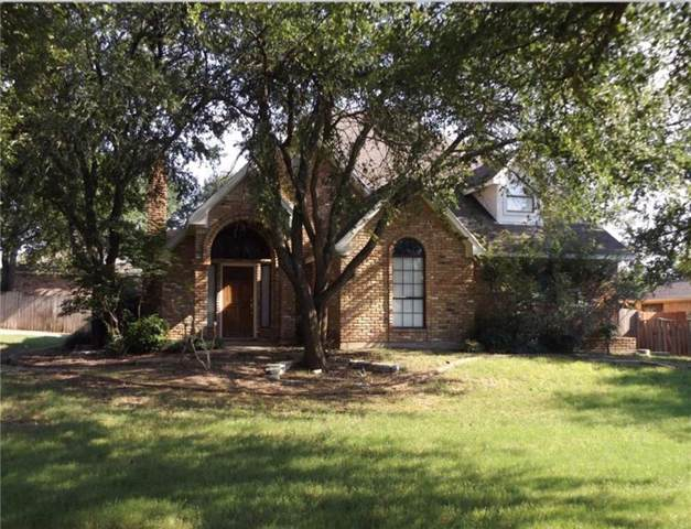 201 Aqua Vista Drive, Granbury, TX 76049 (MLS #14166137) :: Kimberly Davis & Associates