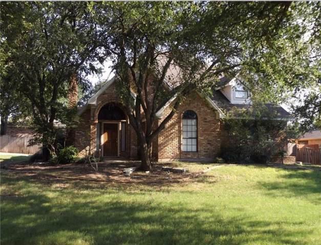 201 Aqua Vista Drive, Granbury, TX 76049 (MLS #14166137) :: The Heyl Group at Keller Williams