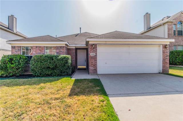 9920 Chadbourne Road, Fort Worth, TX 76244 (MLS #14166141) :: The Real Estate Station