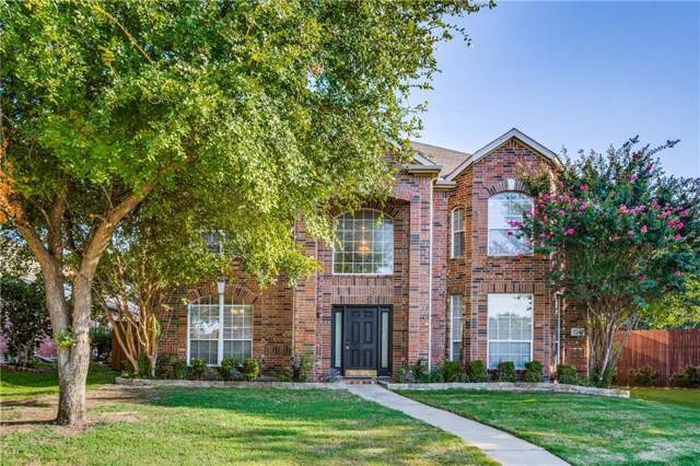 2205 Cimmaron Drive, Plano, TX 75025 (MLS #14166151) :: The Good Home Team