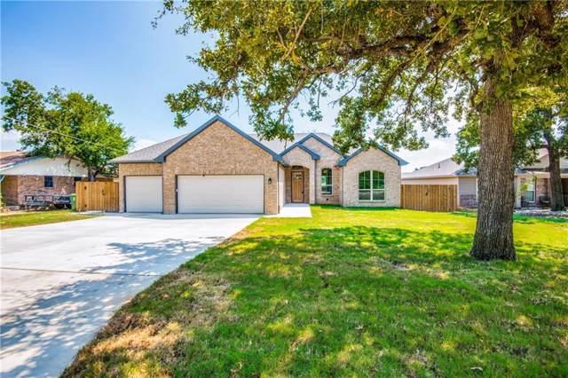 1305 Pony Lane, Oak Point, TX 75068 (MLS #14166154) :: Team Tiller