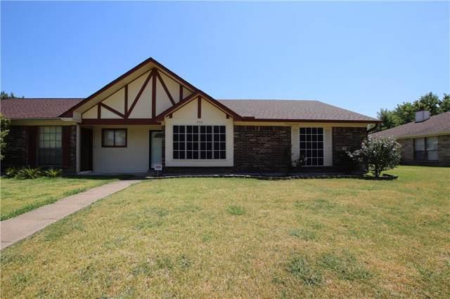 2312 Ember Lee Drive, Garland, TX 75040 (MLS #14166171) :: Hargrove Realty Group