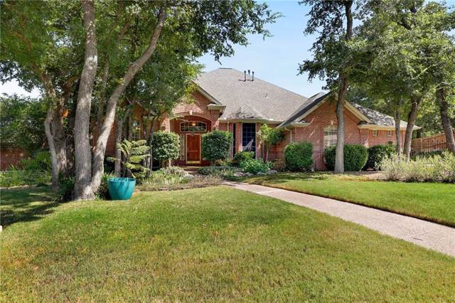 1605 Wingate Court, Keller, TX 76248 (MLS #14166193) :: The Real Estate Station
