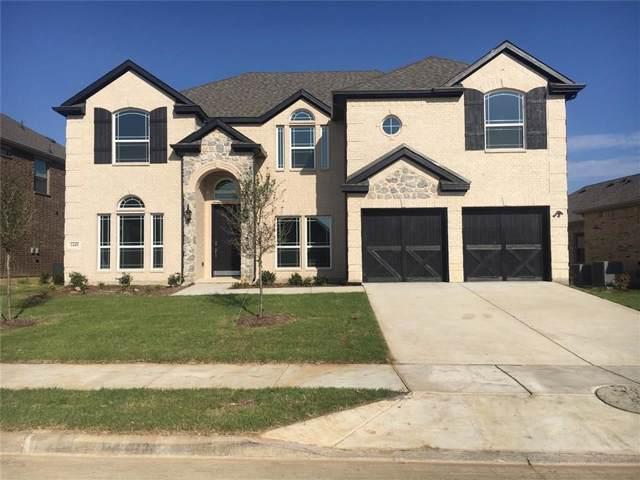 1449 Benavites Drive, Little Elm, TX 75068 (MLS #14166197) :: Kimberly Davis & Associates