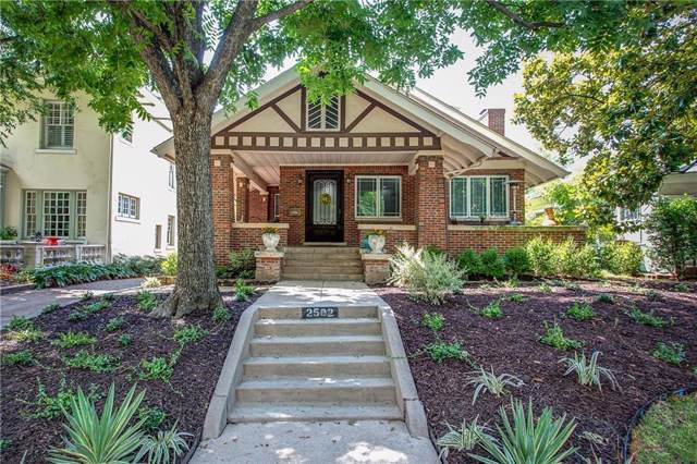 2502 6th Avenue, Fort Worth, TX 76110 (MLS #14166218) :: Real Estate By Design