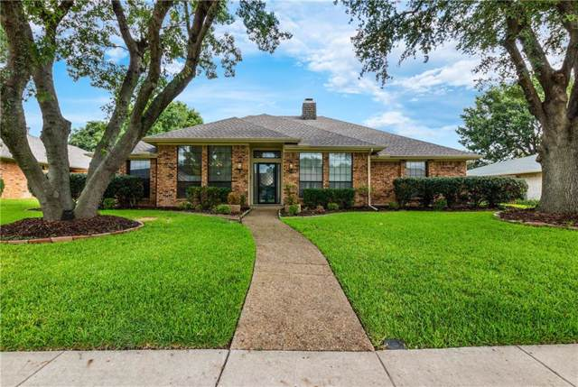 2309 Loch Haven Drive, Plano, TX 75023 (MLS #14166227) :: The Good Home Team