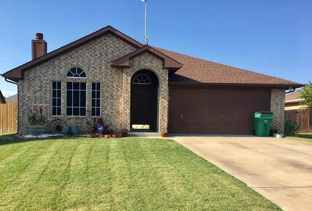 405 Railey Cove, Springtown, TX 76082 (MLS #14166234) :: The Heyl Group at Keller Williams