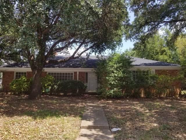 7101 Ellis Road, Fort Worth, TX 76112 (MLS #14166238) :: All Cities Realty