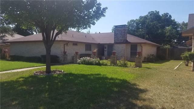 4203 Cinnabar Drive, Dallas, TX 75227 (MLS #14166242) :: The Mitchell Group