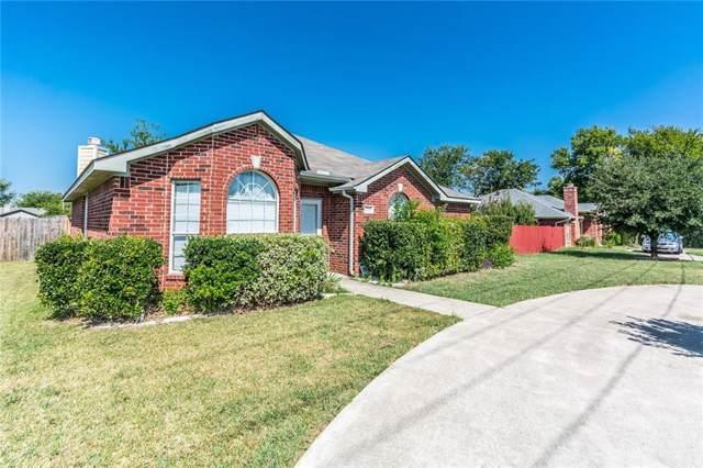 1208 S Ballard Avenue, Wylie, TX 75098 (MLS #14166246) :: All Cities Realty
