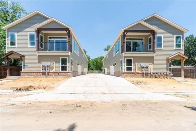 312 N Henderson Avenue #1, Dallas, TX 75214 (MLS #14166283) :: Ann Carr Real Estate